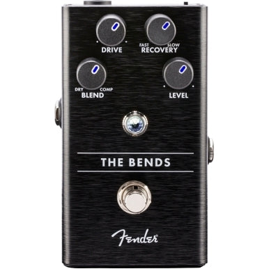 Fender The Bends Compressor Pedal - Walt Grace Vintage