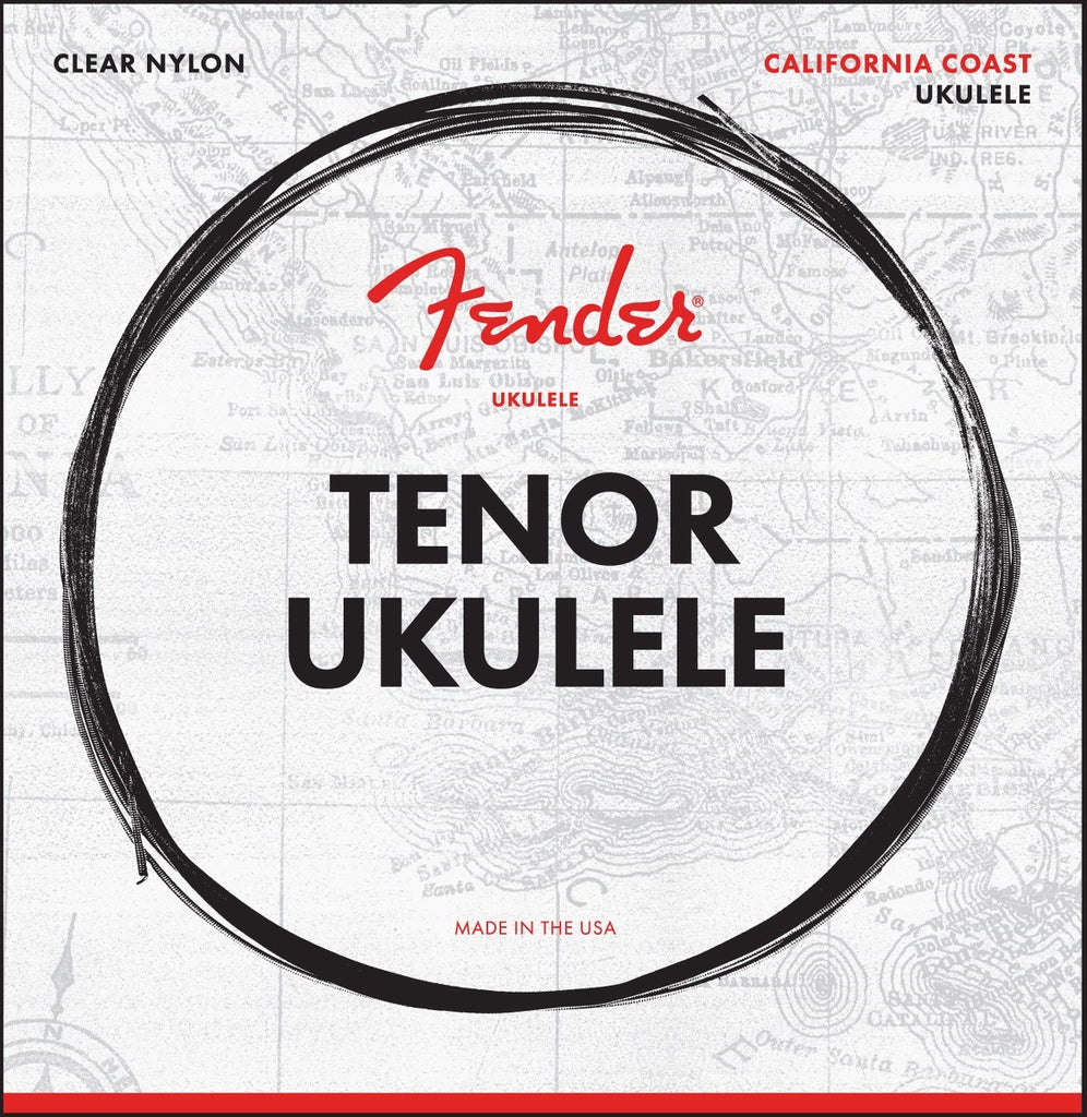 Fender Ukulele Strings / Tenor - Walt Grace Vintage