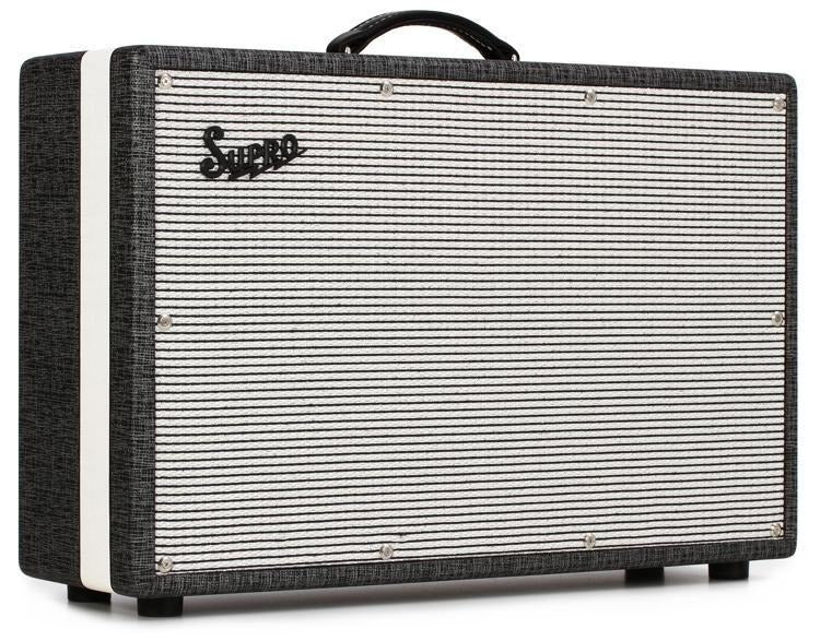 "Supro 1799 Statesman 2x12"" Extension Cabinet"
