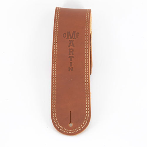 Martin Ball Glove Leather Guitar Strap - Walt Grace Vintage