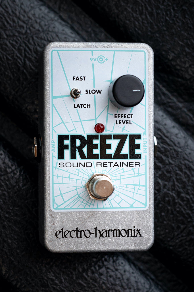 EHX - Freeze - Walt Grace Vintage