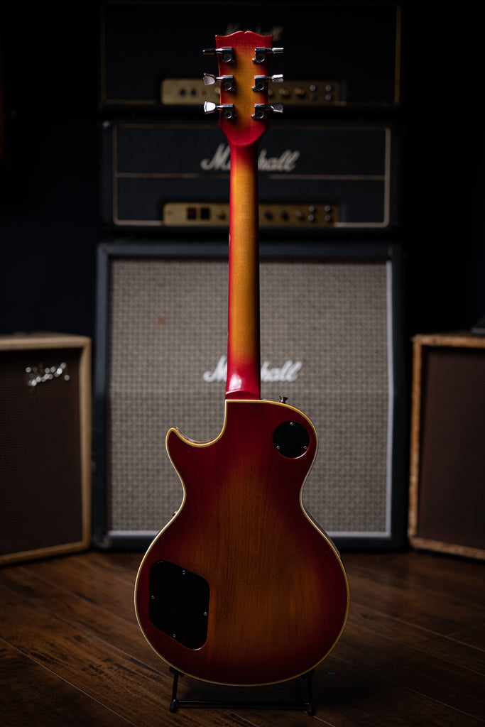1978 Gibson Les Paul Custom - Cherry Sunburst - Walt Grace Vintage