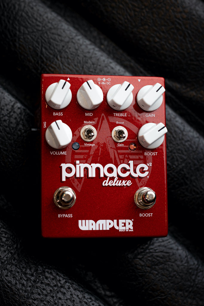 Wampler - Pinnacle Deluxe V2 - Walt Grace Vintage