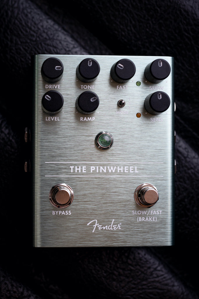 Fender The Pinwheel Rotary Speaker Emulator Pedal - Walt Grace Vintage