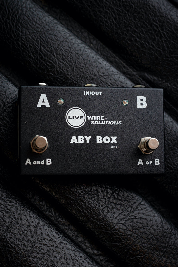 Used Livewire - ABY1 Box - Walt Grace Vintage