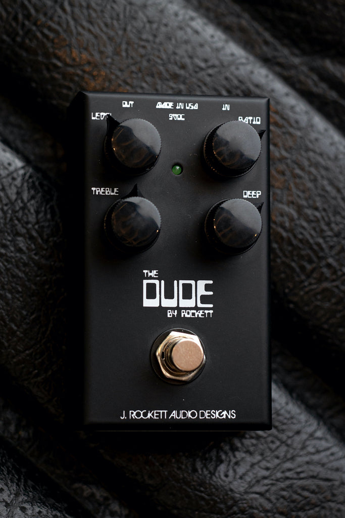 J. Rockett Audio Designs The DUDE V2 Boost Overdrive Pedal - Walt Grace Vintage