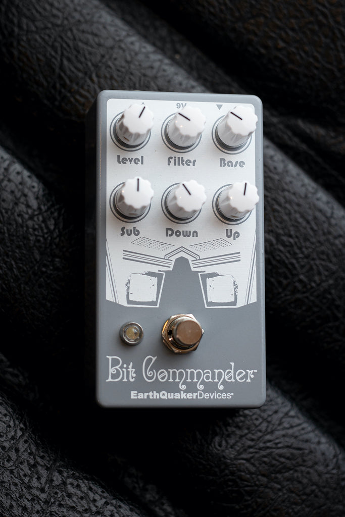 EarthQuaker Devices Bit Commander Analog Guitar Synthesizer Pedal - Walt Grace Vintage