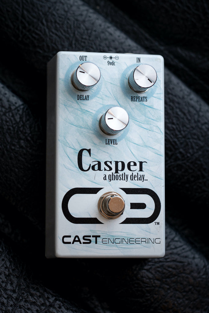 CAST Engineering - Casper Delay Pedal - Walt Grace Vintage