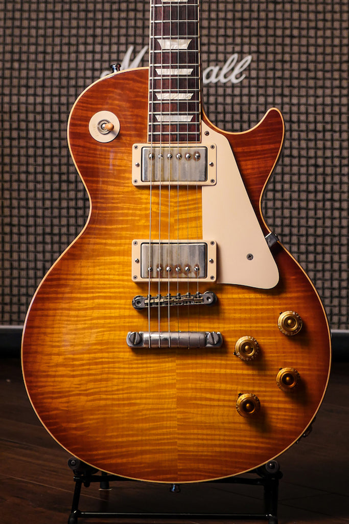 2008 Gibson Custom Shop 1959 Les Paul Reissue VOS R9 - Walt Grace Vintage