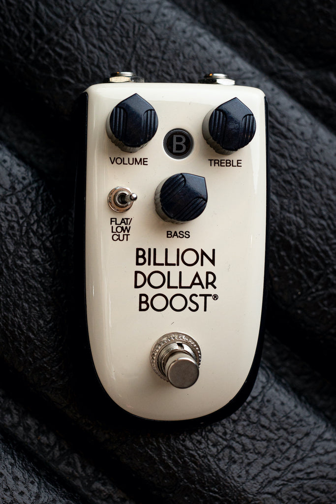 Danelectro Billionaire BB-1 Billion Dollar Boost Pedal - Walt Grace Vintage
