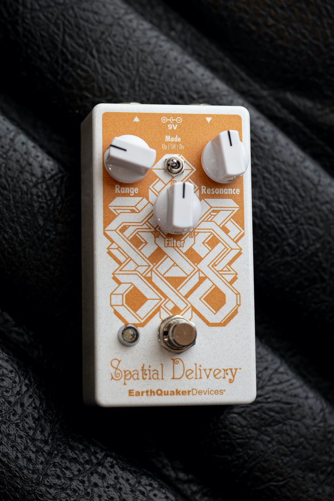 EarthQuaker Devices Spatial Delivery Envelope Filter Pedal - Walt Grace Vintage