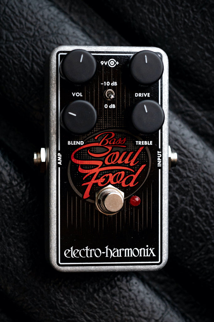 EHX - Bass Soul Food - Walt Grace Vintage
