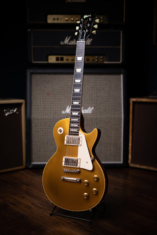 2003 Gibson Custom Shop 1957 Les Paul R7 Brazilian - Gold