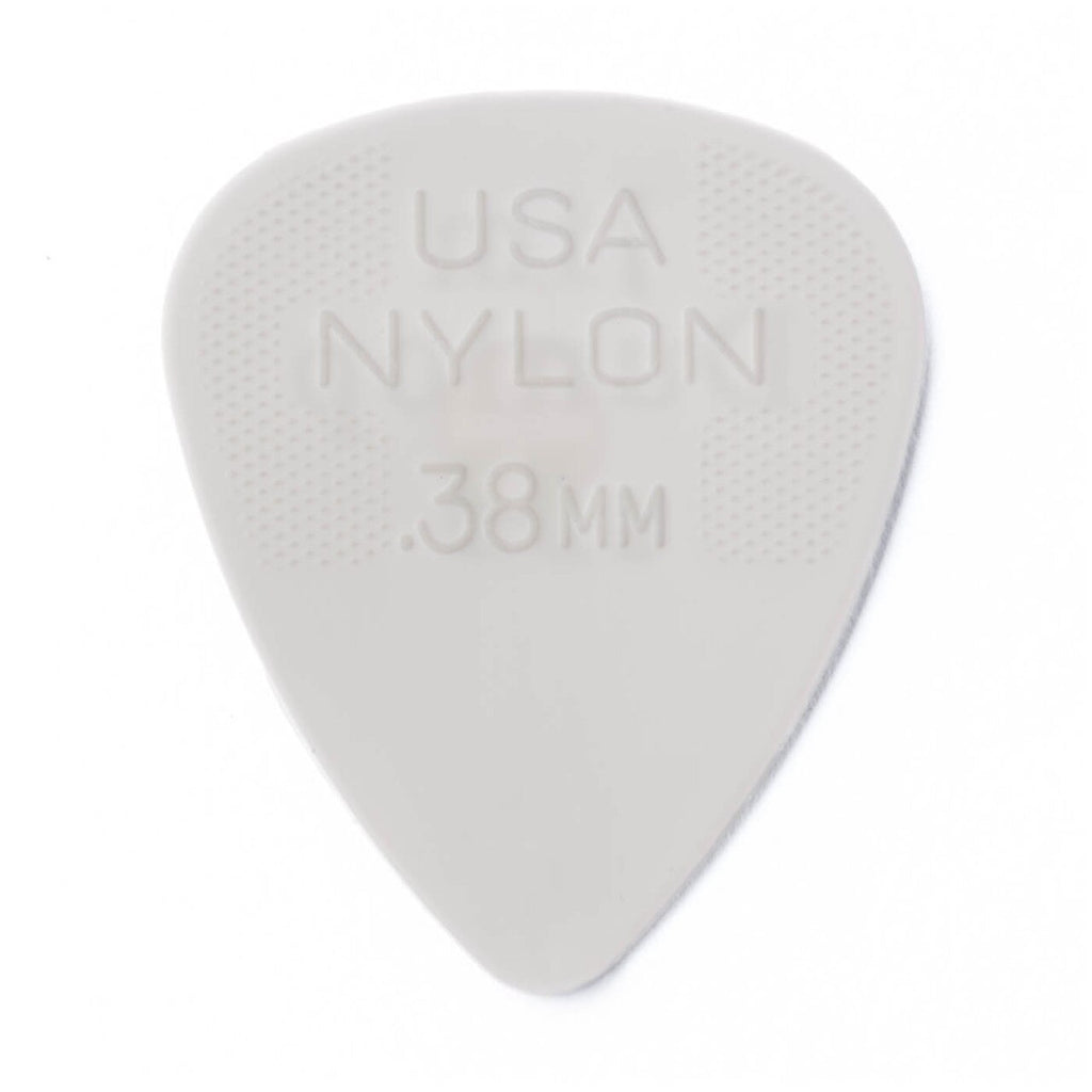 Dunlop Nylon Standard Pick Pack .38 MM - Walt Grace Vintage