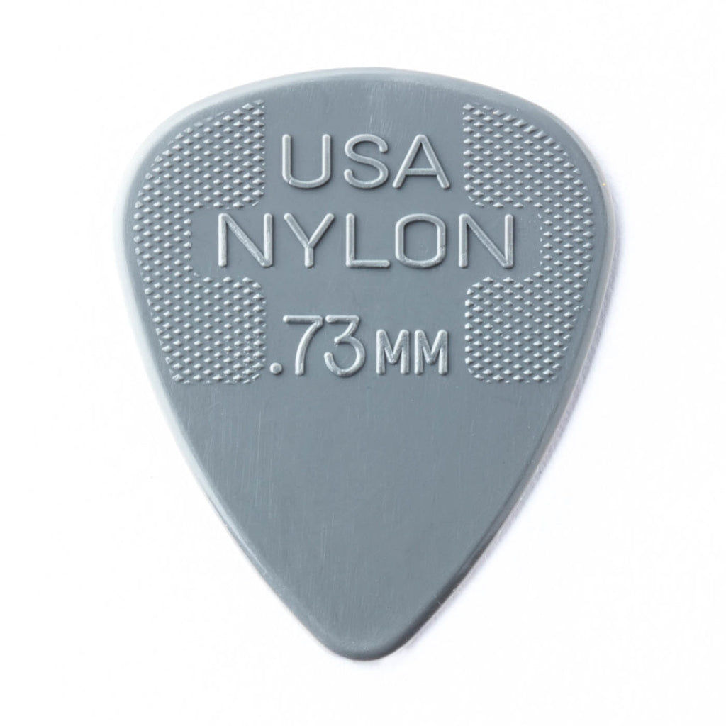 Dunlop Nylon Standard Pick Pack .73 MM - Walt Grace Vintage