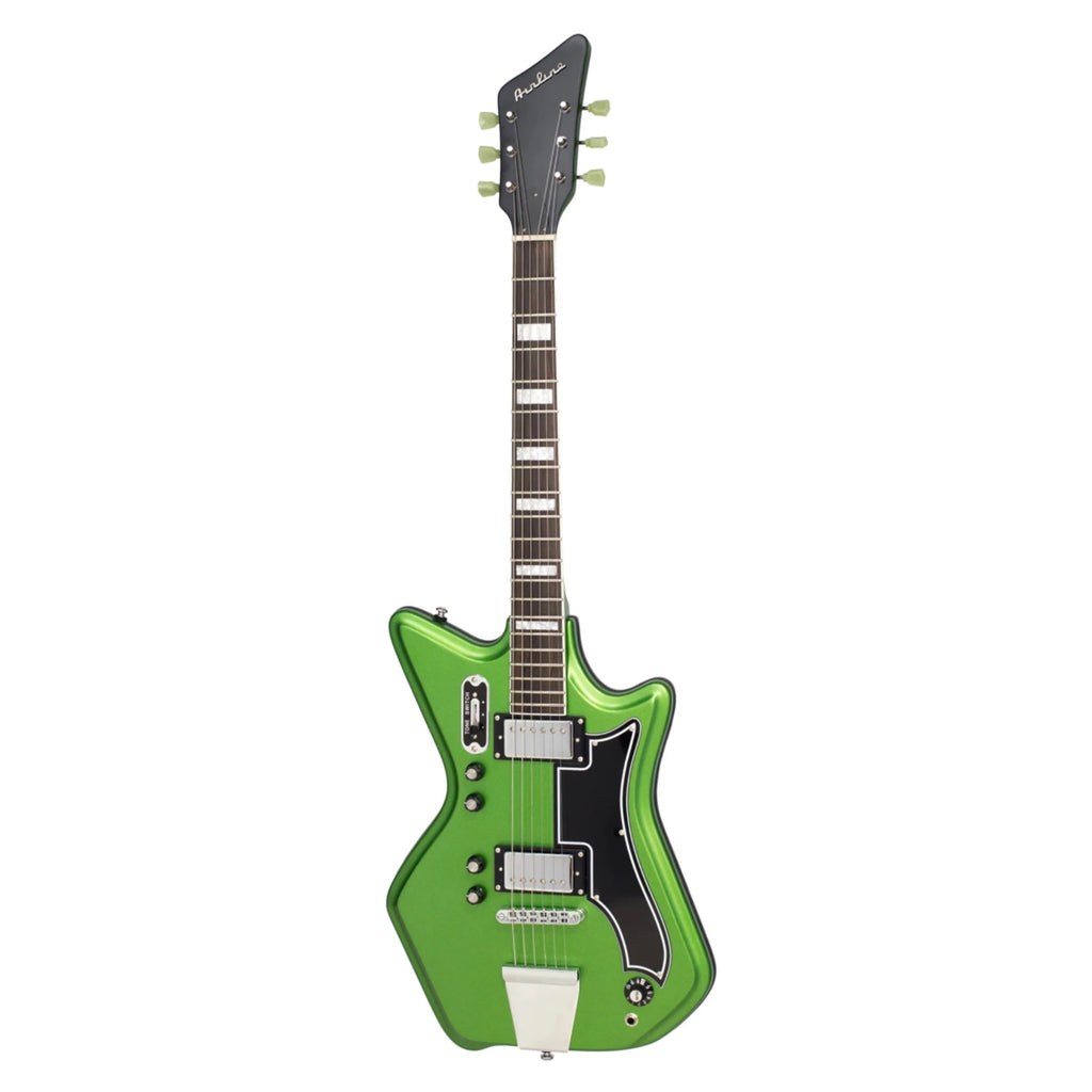 Airline 59 2P - Satin Candy Green - Walt Grace Vintage