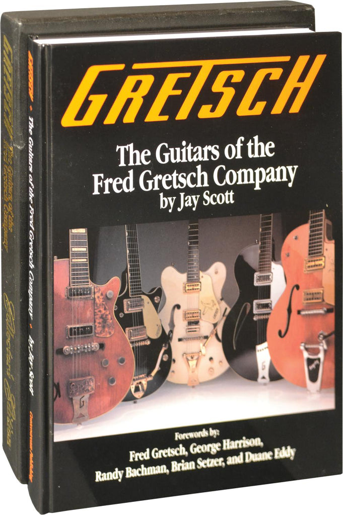 Gretsch: The Guitars of the Fred Gretsch Company - Walt Grace Vintage