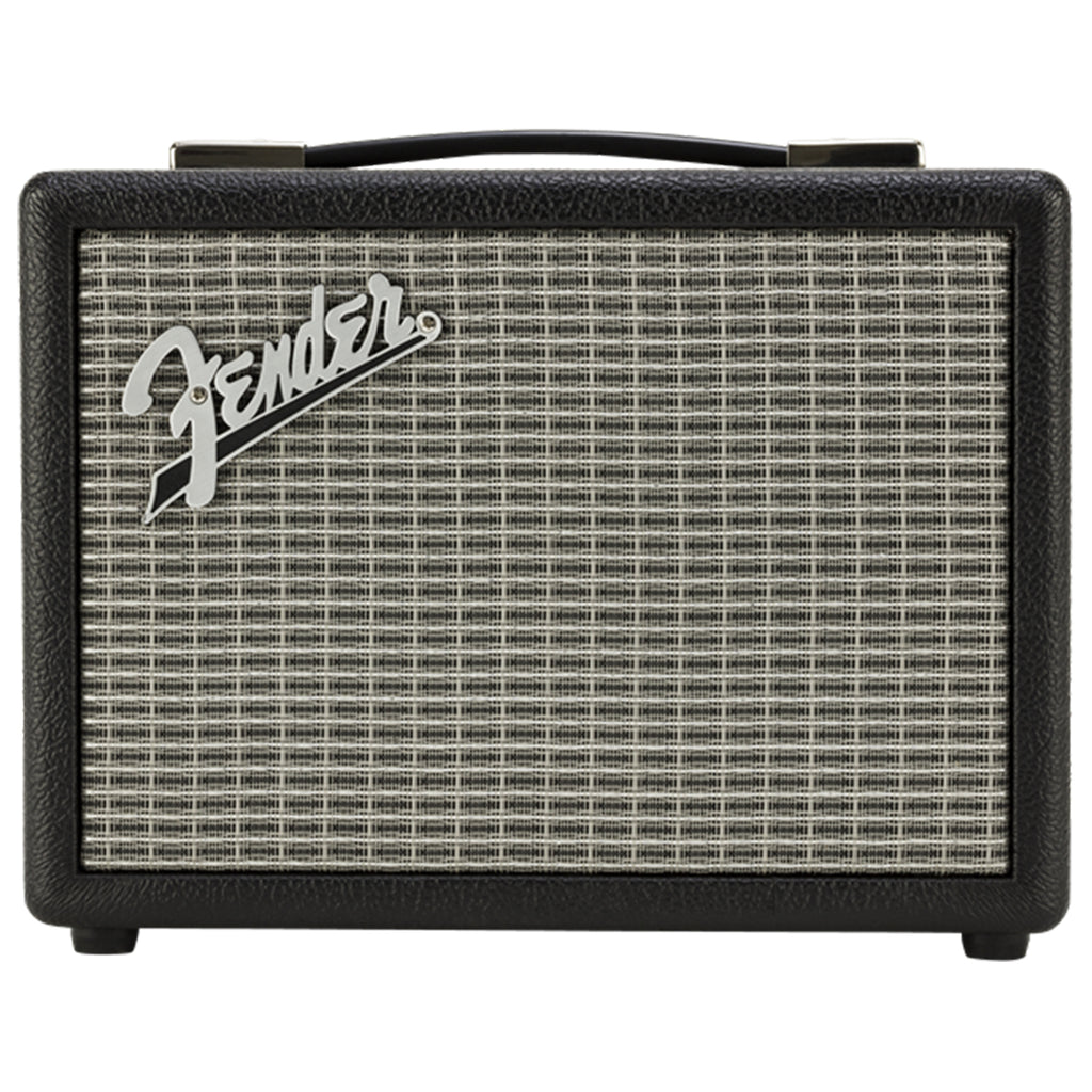 Fender INDIO Bluetooth Speaker - Black - Walt Grace Vintage