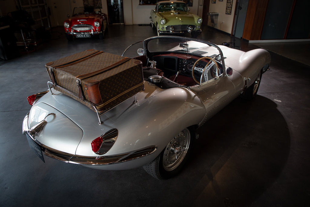 1957 Jaguar XKSS Recreation - Walt Grace Vintage