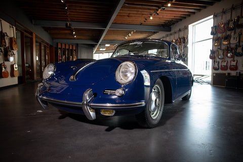 1963 Porsche 356 Super 90 Coupe