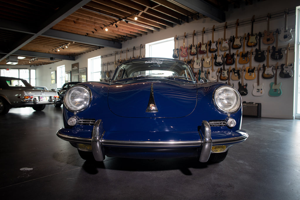1963 Porsche 356 Super 90 Coupe - Walt Grace Vintage