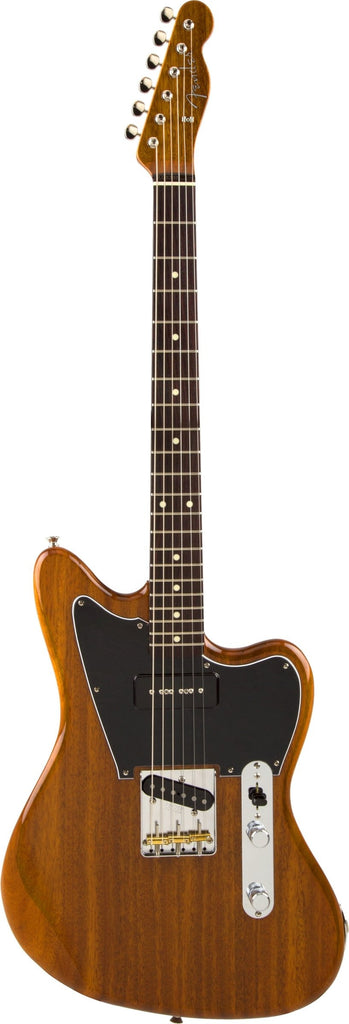 Fender Limited Edition Off-Set Telecaster MIJ Electric Guitar - Mahogany