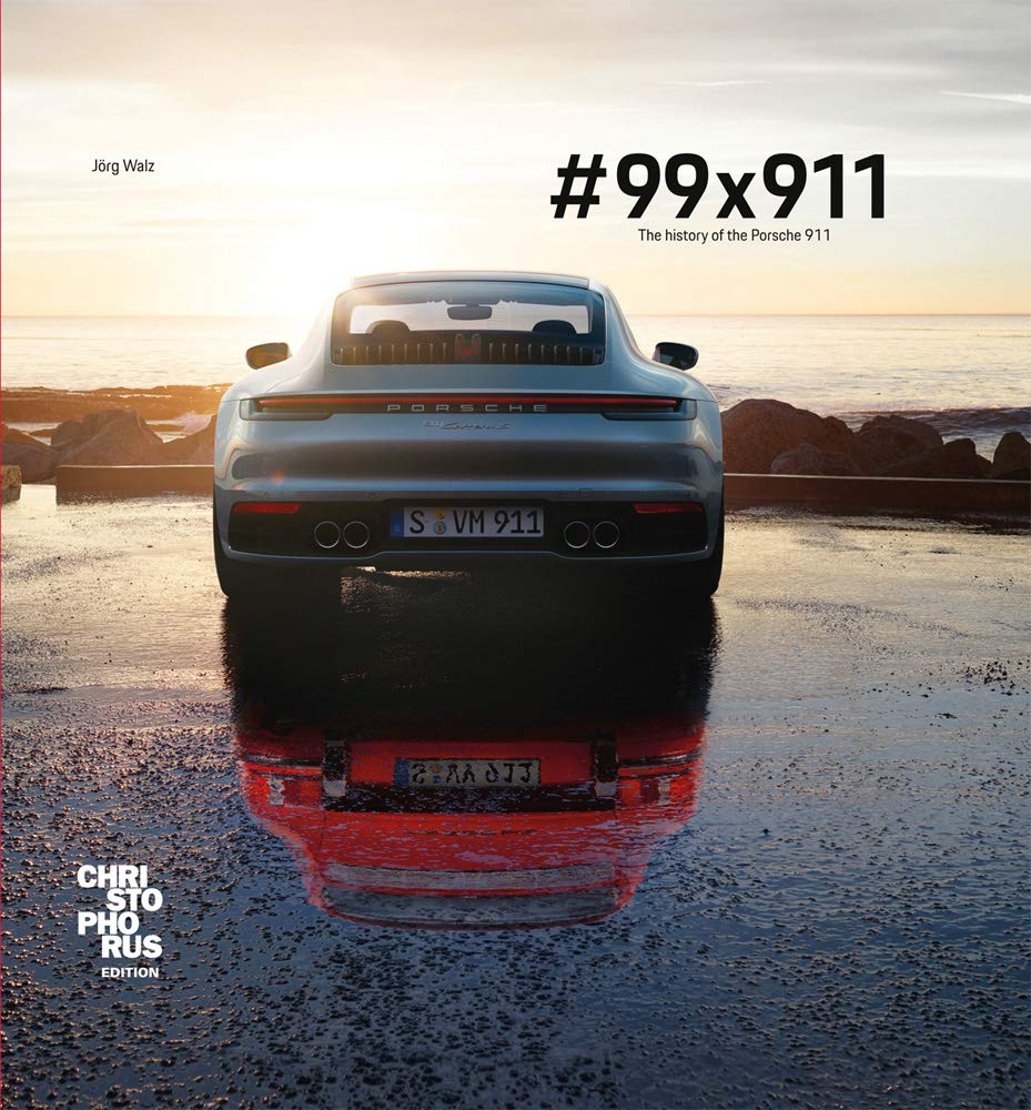 #99x911 The History of the Porsche 911