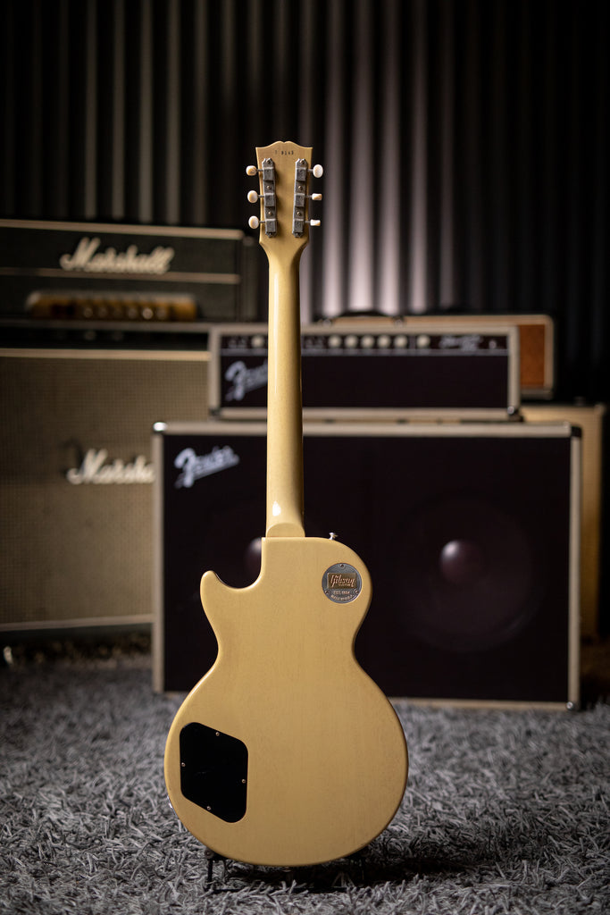 Gibson Custom Shop 1957 Les Paul Special Single Cut Reissue - VOS TV Yellow - Walt Grace Vintage
