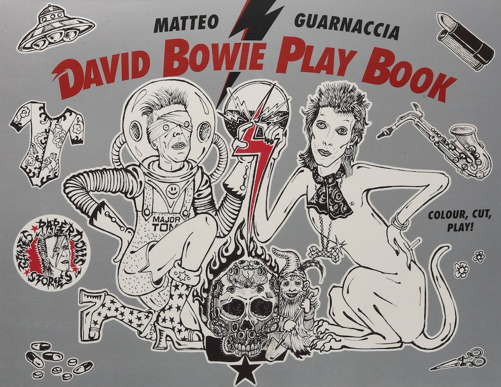 The David Bowie Play Book - Walt Grace Vintage