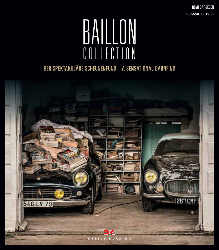 Baillon Collection - Walt Grace Vintage