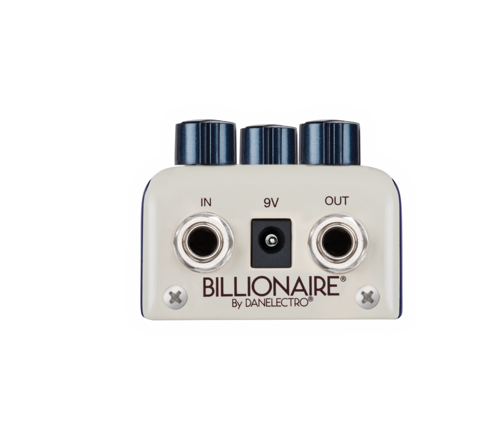Danelectro Billionaire - BB-1 Billion Dollar Boost - Walt Grace Vintage