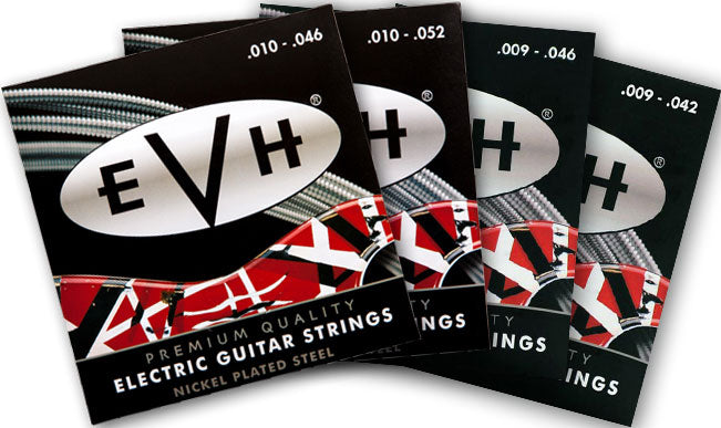 EVH Nickel Plated Steel Electric Guitar Strings - Walt Grace Vintage