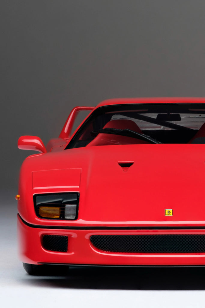 Amalgam Collection - Ferrari F40 1:18 Scale (IN BUILD) - Walt Grace Vintage