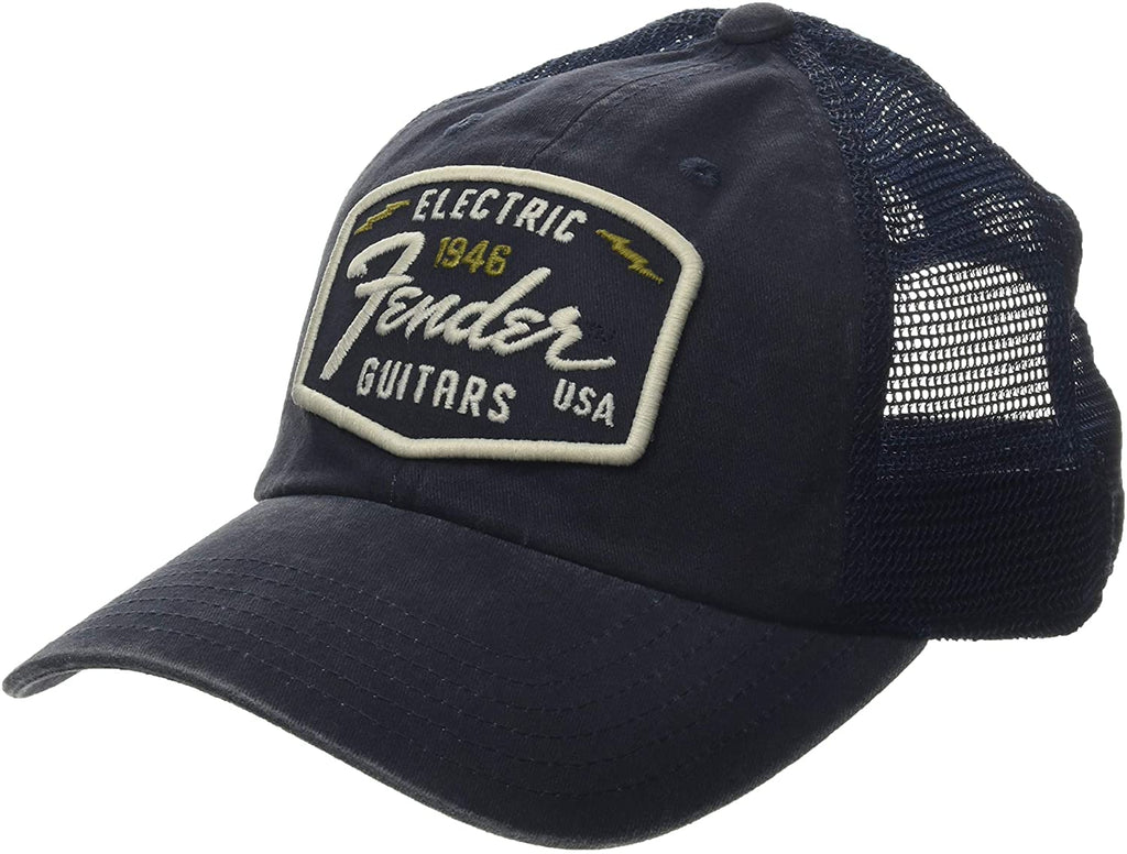 Fender Raglan Bones Electric Hat - Walt Grace Vintage