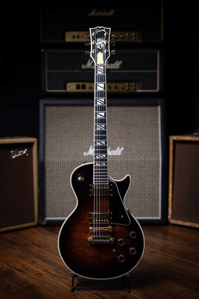 1979 Gibson 25/50 Les Paul Electric Guitar - Sunburst - Walt Grace Vintage