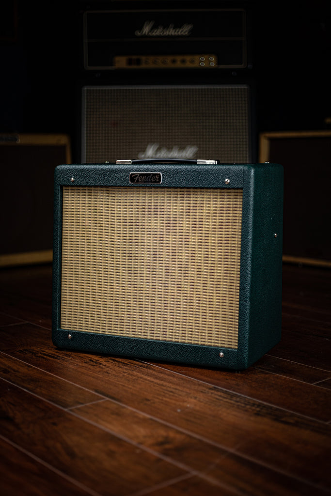 Fender 2020 Limited Edition Blues Junior IV C12Q Speaker Combo Amp - Brit Green