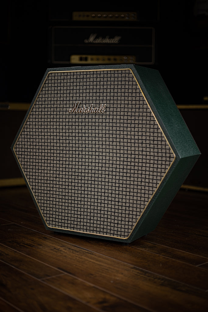 "2019 Marshall Code 25 ""Hexagon"" Combo Amp - British Racing Green"