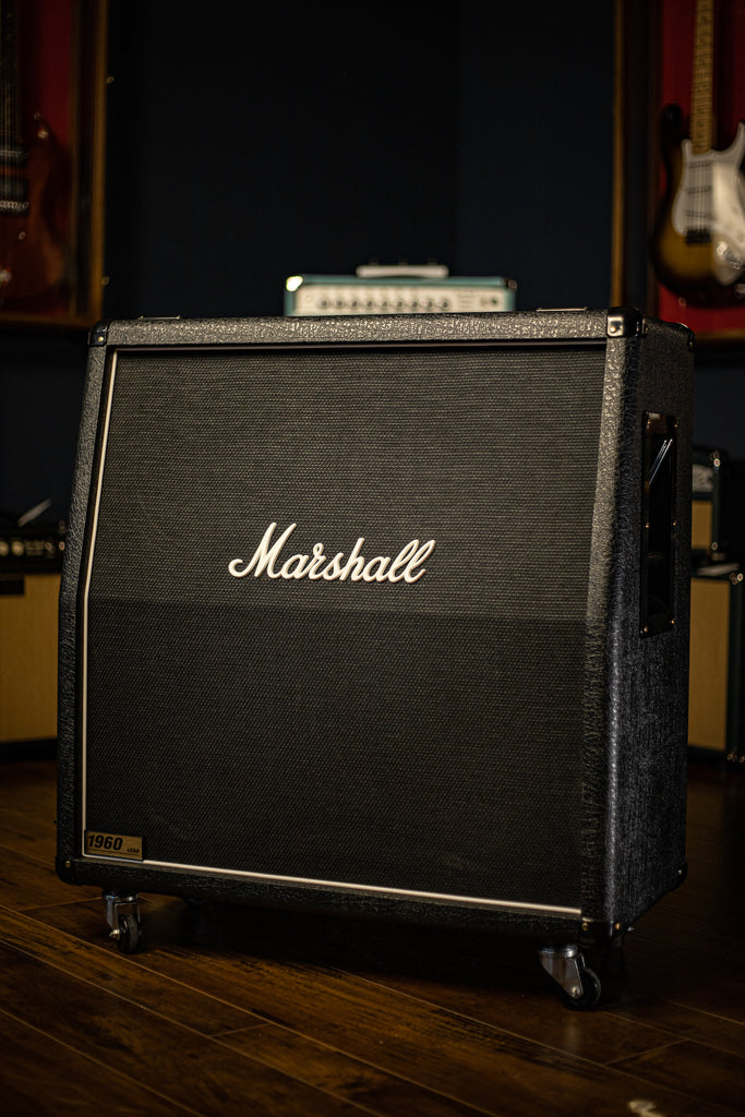 "2014 Marshall 1960 Lead 4x12"" Cabinet - Black"
