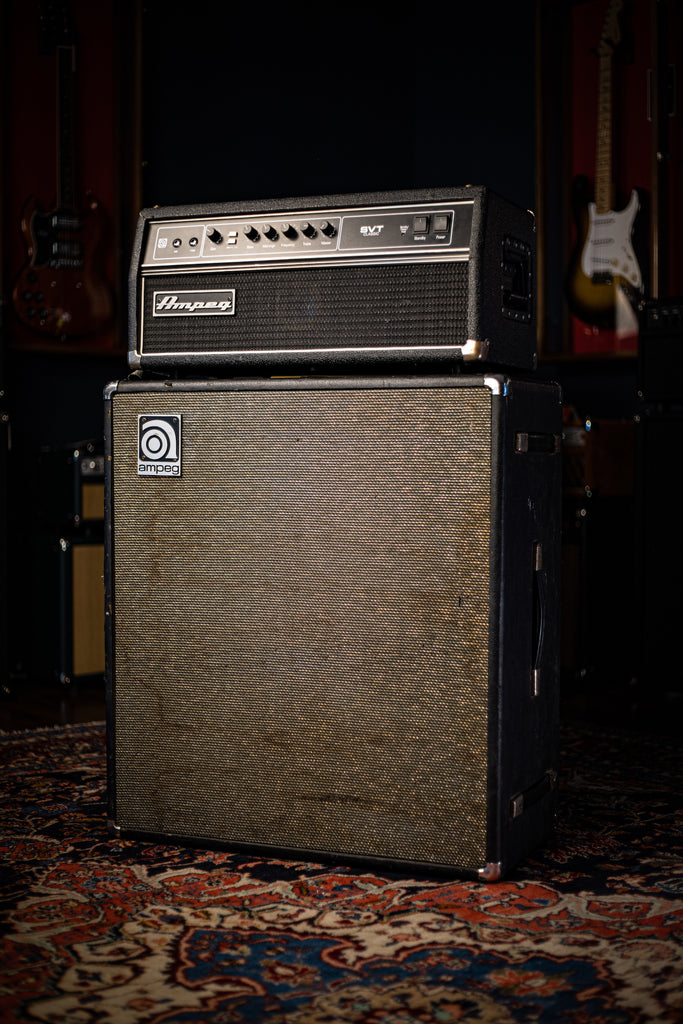 2003 Ampeg SVT Bass Head