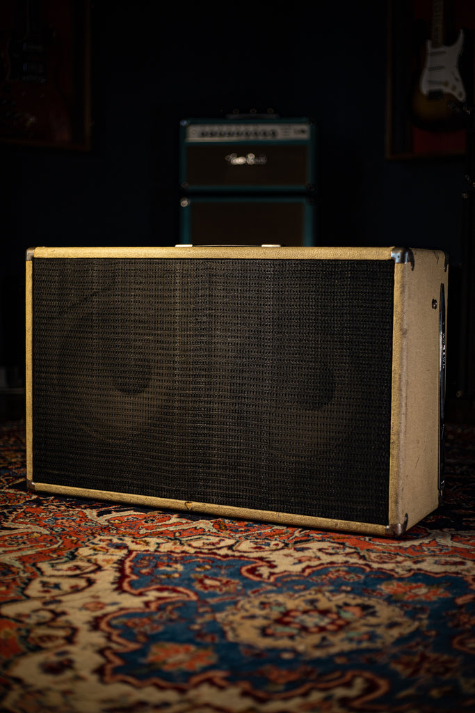 "1960's Fender 2x12"" Cabinet"