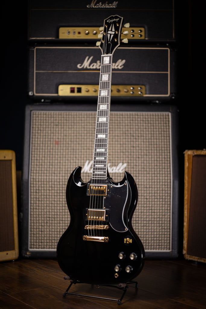 Epiphone SG Custom Electric Guitar - Ebony