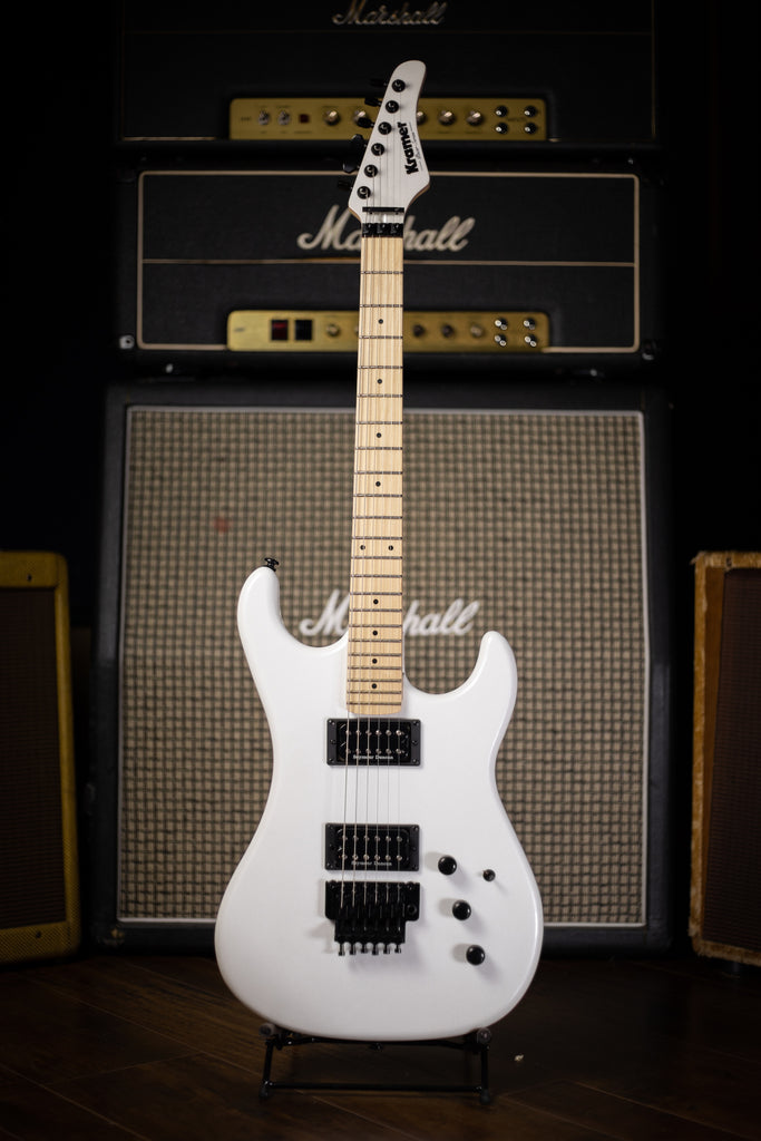 Kramer Pacer Vintage Electric Guitar - Pearl White