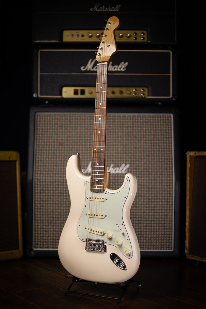 Fender Vintera 60's Stratocaster Modified Electric Guitar - Olympic White