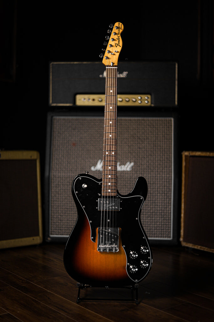 Fender American Original '70s Telecaster Custom Electric Guitar - 3 Color Sunburst