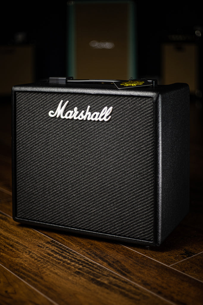 "Marshall CODE 25 1x10"" 25 watt Digital Combo Amp"