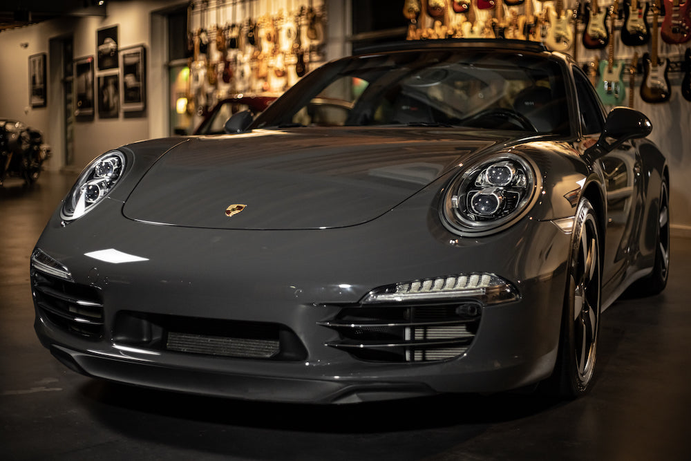 2014 Porsche 911 Carrera 50th Anniversary Edition