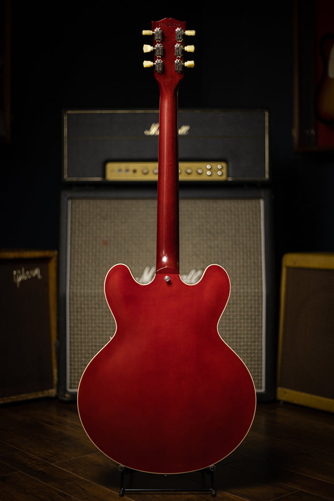 Gibson ES-335 Satin Electric Guitar - Satin Cherry