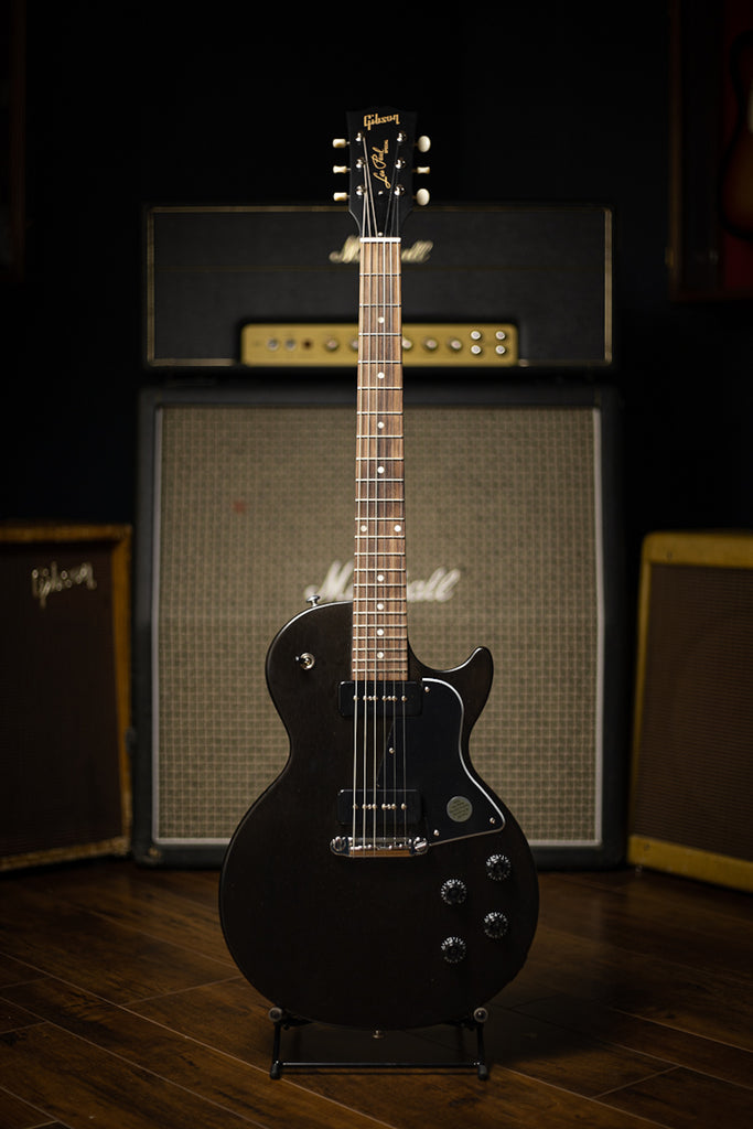 Gibson Les Paul Special Tribute P-90 Electric Guitar - Ebony Satin