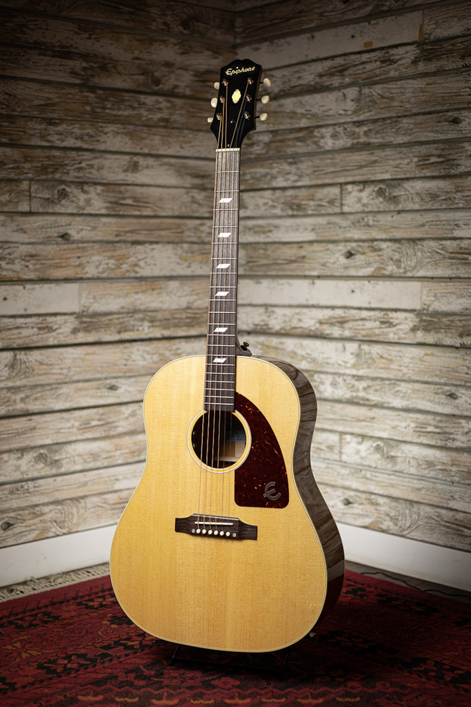 Epiphone Texan USA Acoustic Guitar - Antique Natural