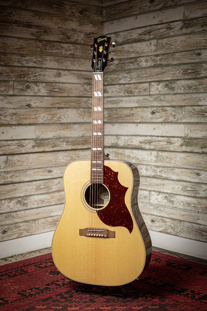 Gibson Hummingbird Studio Walnut Acoustic Guitar - Antique Natural